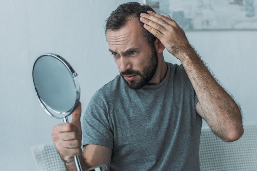 Eigenblutbehandlung gegen Haarverlust